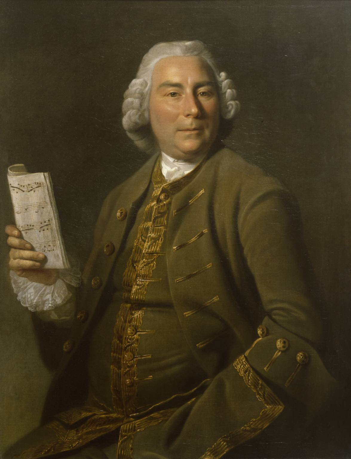 Stephen Rimbault by Johannes Zofanny, National Portrait Gallery