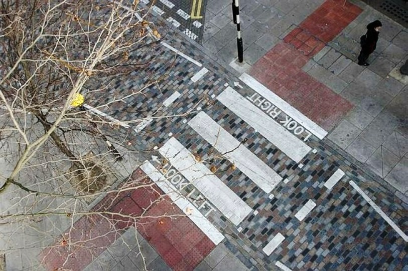 Arial view of new setts. (2)
