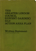 The Covent Garden Action Area Plan Statement 1978
