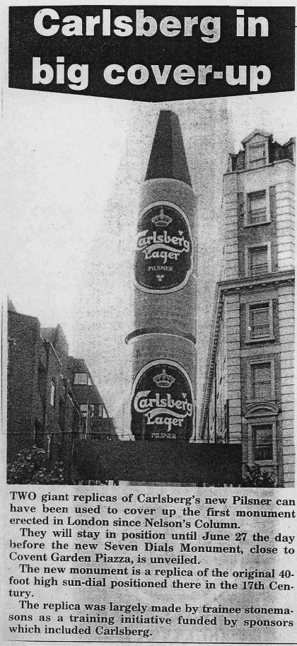 1989—Carlsberg in big cover-up