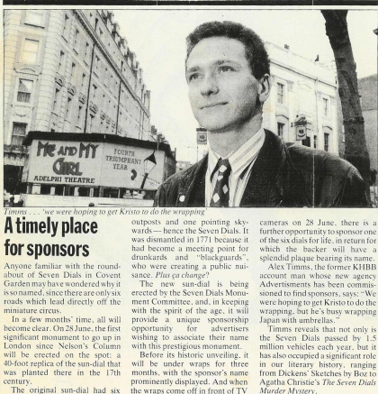 1989—A timely place for sponsors